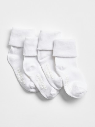 Gap Toddler Roll Socks (4-Pack)