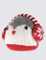 Marks and Spencer Kids' Penguin Hat