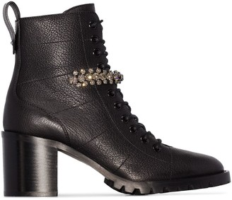 Jimmy Choo Cruz 65 ankle boots