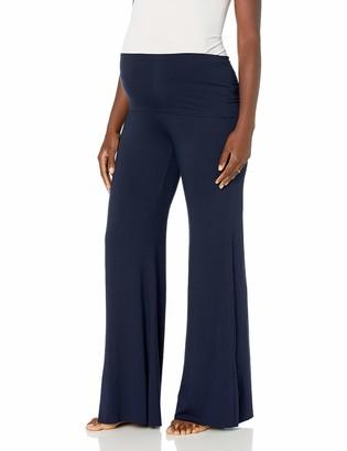Maternal America Women's Maternity Basic Knit Pants