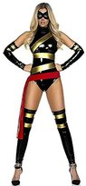Forplay Womens Miss Marvelous Superhero Costume