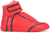 Maison Margiela lace-up sneakers - men - Leather/rubber - 40