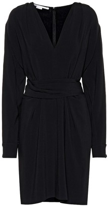 Stella McCartney Long-sleeve stretch minidress