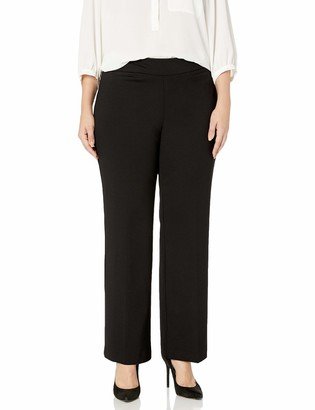 Kasper Women's Compression Pull ON Bootleg Pant