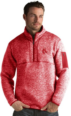 Antigua Men's Boston Red Sox Fortune Pullover