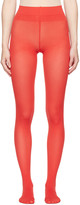 Gucci Red Amila Tights
