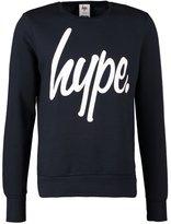 Hype Sweatshirt Navy/white