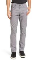 BOSS Men's Delaware Slim Fit Micro Print Pants