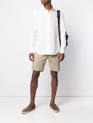 Glanshirt Plain Shirt