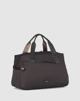 Hedgren - Black Outdoors - Universe Duffle - Size One Size at The Iconic