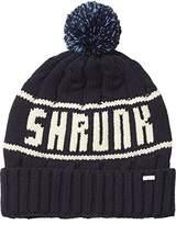 Scotch & Soda Shrunk Boy's Intarsia Beanie Hat