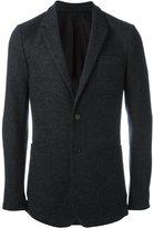 Ami Alexandre Mattiussi patch pocket blazer - men - Cotton/Polyester/Acetate/Wool - 52