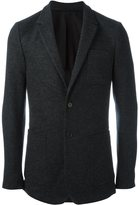 Ami Alexandre Mattiussi patch pocket blazer - men - Cotton/Wool/Acetate/Polyester - 48