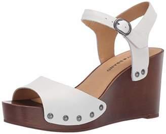Lucky Brand Women's Zashti Wedge Sandal
