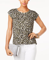 MICHAEL Michael Kors Printed Top