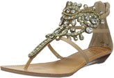 Yellow Box Women's P-Araminta Wedge Sandal
