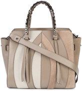 Elena Ghisellini panel design satchel bag