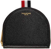Thom Browne Black Small Vanity Coin Pouch