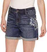 ST. JOHN'S BAY Denim 5 Shorts