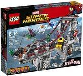 Lego Super Heroes Spider-Man: Web Warriors Ultimate Bridge - 76057