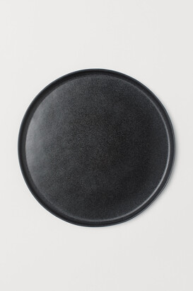 H&M Large Stoneware Plate