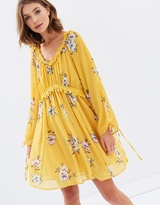 Moon River Free Flowing Mini Dress