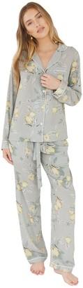 Plum Pretty Sugar Long-Sleeve Pajama Pant Set