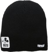 Disney neff Men's Mickeymickey X Colab Beanie, Black