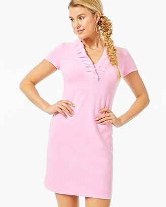 Lilly Pulitzer Tisbury Short Sleeve Shift Dress