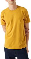 Jigsaw Garment Dye T-Shirt, Amber