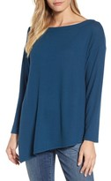Gibson Women's Asymmetrical Cozy Fleece Convertible Top
