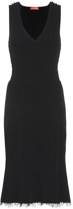 Altuzarra Tunbridge ribbed knit dress