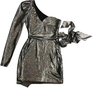 NBD Metallic Dress for Women