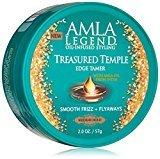 Optimum SoftSheen-Carson Salon Haircare Amla Legend Treasured Temple Edge Tamer, 2 oz