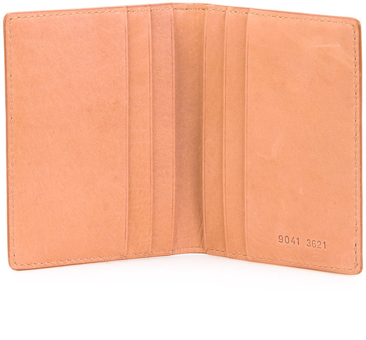 Common Projects fold out wallet