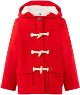 Petit Bateau Woollen cloth duffle coat