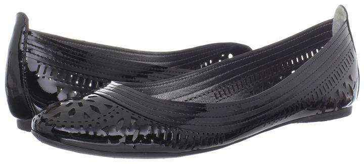 Belle by Sigerson Morrison Andromeda (Black Patent) - Footwear