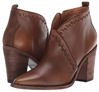 Lucchese Anita (Mocha) Women's Boots
