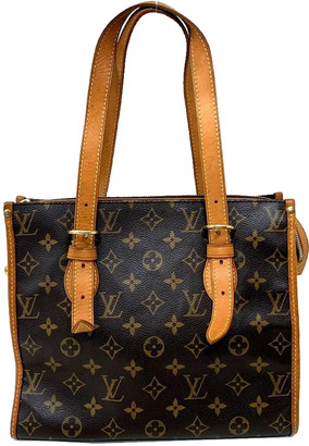 Louis Vuitton Brown Monogram Canvas Popincourt Haut Bag