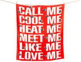 Art Production Fund Barbara Kruger Artist Towel