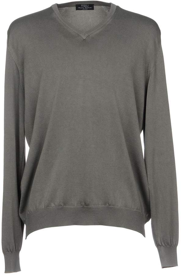 Fedeli Sweaters - Item 39605534