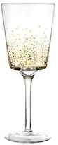 Fitz & Floyd Luster White Wine Glasses (Set of 4)