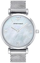 Emporio Armani Women's Mesh Strap Watch, 32Mm