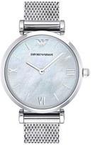 Emporio Armani Women's Mesh Strap Watch, 32Mm