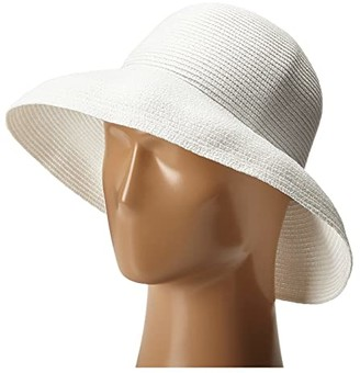 Betmar Classic Roll Up (White) Caps
