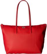 Lacoste L.12.12 Concept Large Shopping Bag Tote Handbags