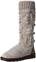 Muk Luks Women's Jamie Crochette Winter Boot