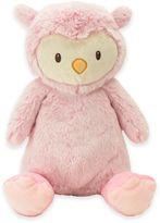 Animal Adventure Chubblies Owl Plush in Pink