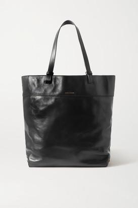 Isabel Marant Seyroh Large Studded Leather Tote - Black