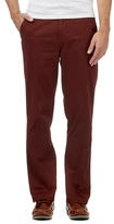 Maine New England Brown Pure Cotton Chinos